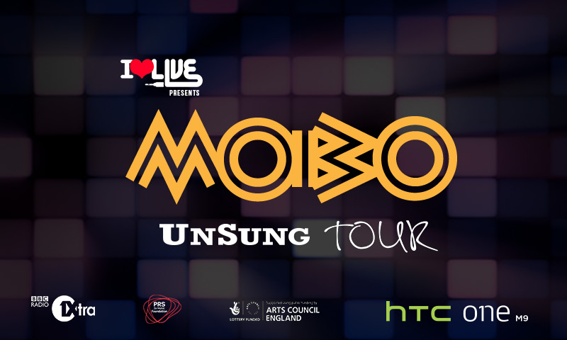 MOBO UnSung Tour 2015
